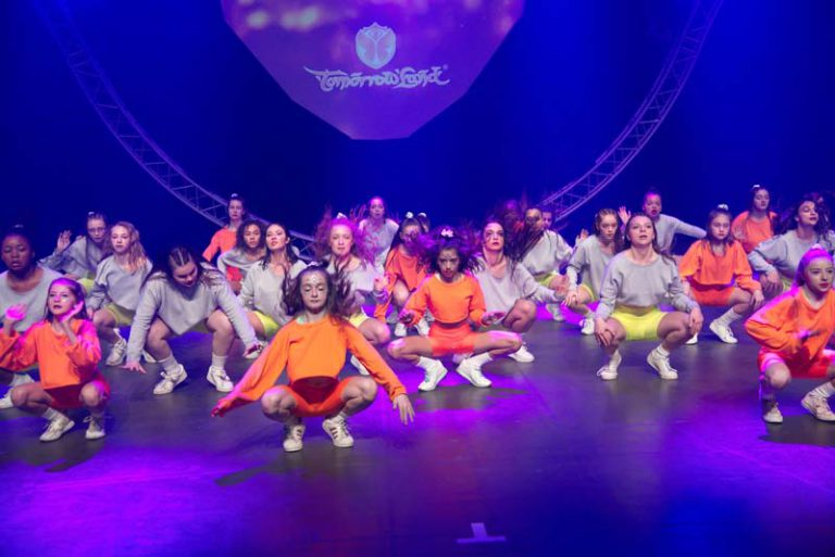 Dance Attitud School World Tour Festival