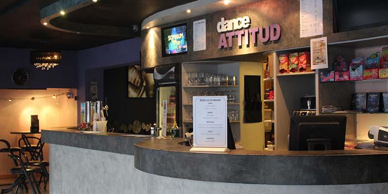 DanceAttitud le bar