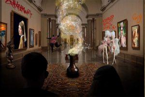 Spectacle «Le Musée du Temps»